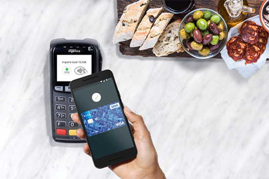 Установка и использование Android Pay для Xiaomi Mi5