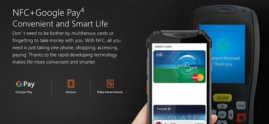 Возможности использования Google Pay без функции NFC