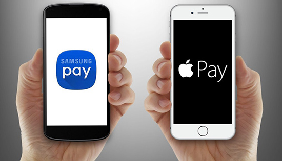 Сравнение Apple Pay и Samsung Pay