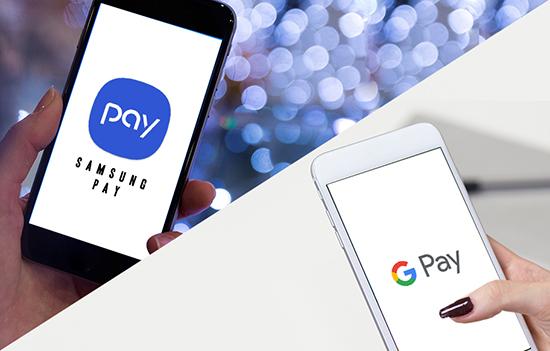 Google pay или samsung pay – что же выбрать?