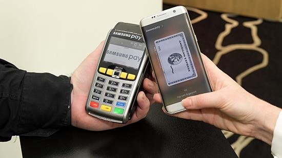 На каких телефонах работает Samsung Pay