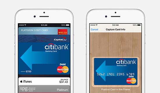 Использование Apple Pay в Ситибанк в России