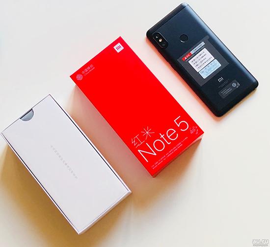 Есть ли оплата телефоном Redmi Note 5 через NFC