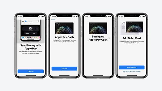 Что такое и как работает Apple Pay Cash в России