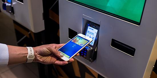 Как пользоваться банкоматом с NFC от Сбербанка