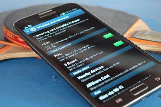 Настройка телефона для использования NFC модуля