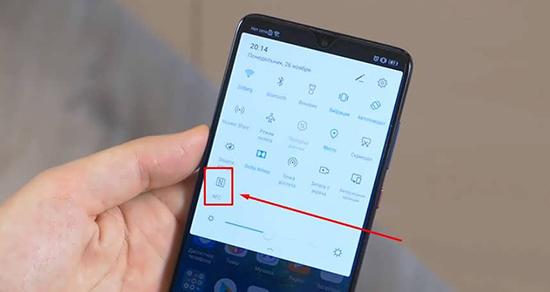 Настройка NFC модуля на Honor 10 Lite
