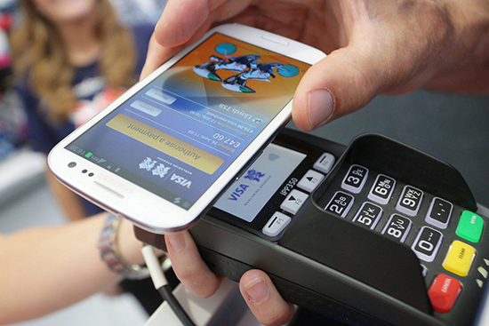 Инструкция по оплате смартфоном вместо банковской карты