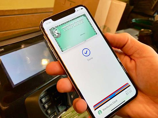 Настройка и использование Apple Pay на Айфоне XR