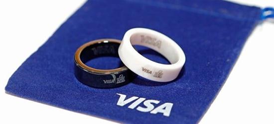 Обзор платежного кольца VISA для бесконтактной оплаты