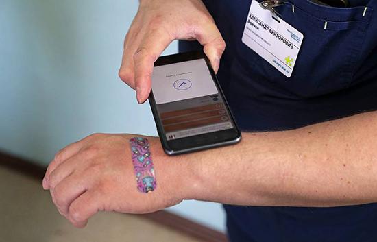 Что собой представляет NFC чип в руку