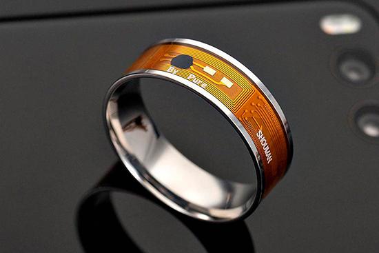 Что такое умное NFC кольцо для бесконтактной оплаты