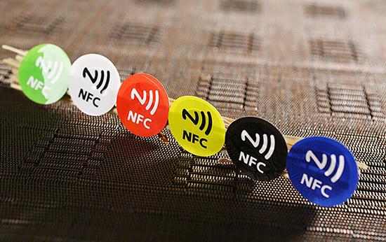 Что собой представляют NFC метки