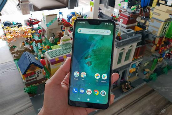 Если NFC модуль на смартфоне Xiaomi Mi A2