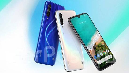 Есть ли модуль NFC на Xiaomi Mi A3
