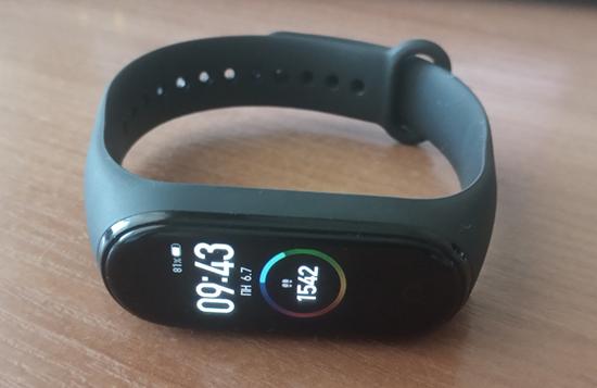 Работает ли технология NFC на браслете Xiaomi Mi Band 3