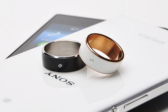 Что такое NFC кольцо Ring от Visa