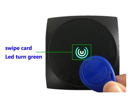 Все о NFC считывателях и картах для СКУД