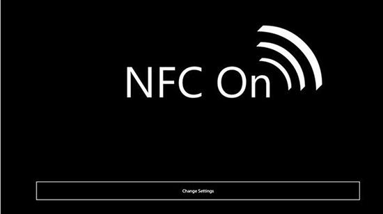 Использование NFC на смартфоне Windows Phone