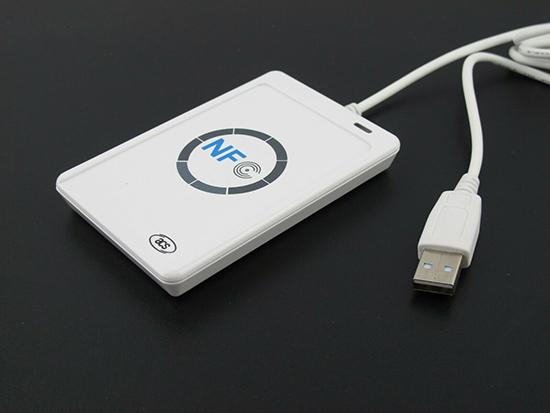 Инструкция по использованию NFC Writer