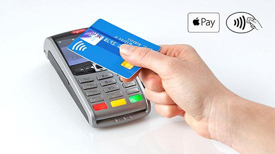Обзор карточки с функциями PayWave от VISA
