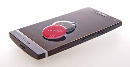 Настройка бесконтактной оплаты на Sony с помощью NFC модуля