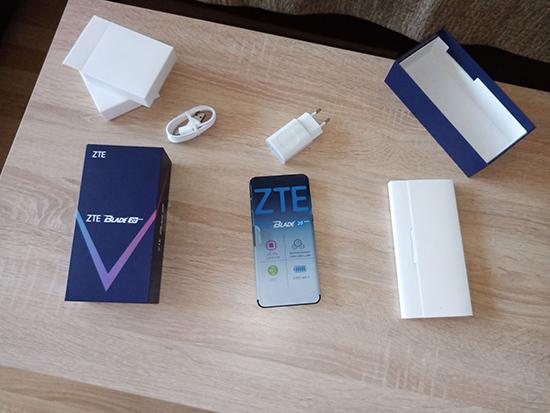 Бесконтактная оплата NFC модулем на ZTE