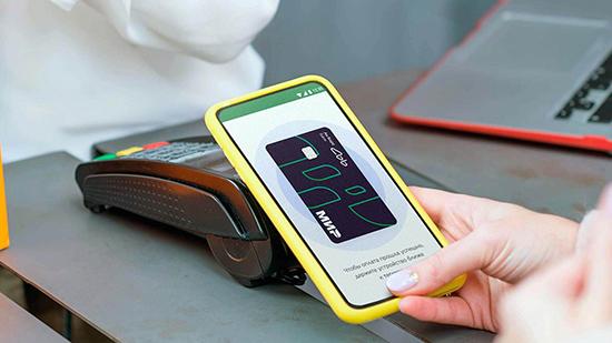Как расплачиваться картой Мир через телефон с NFC