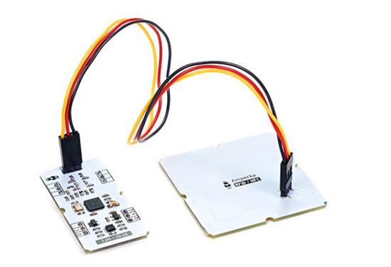 Установка внешнего NFC модуля в телефон